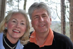 Dr. Larry and Susan Hooks