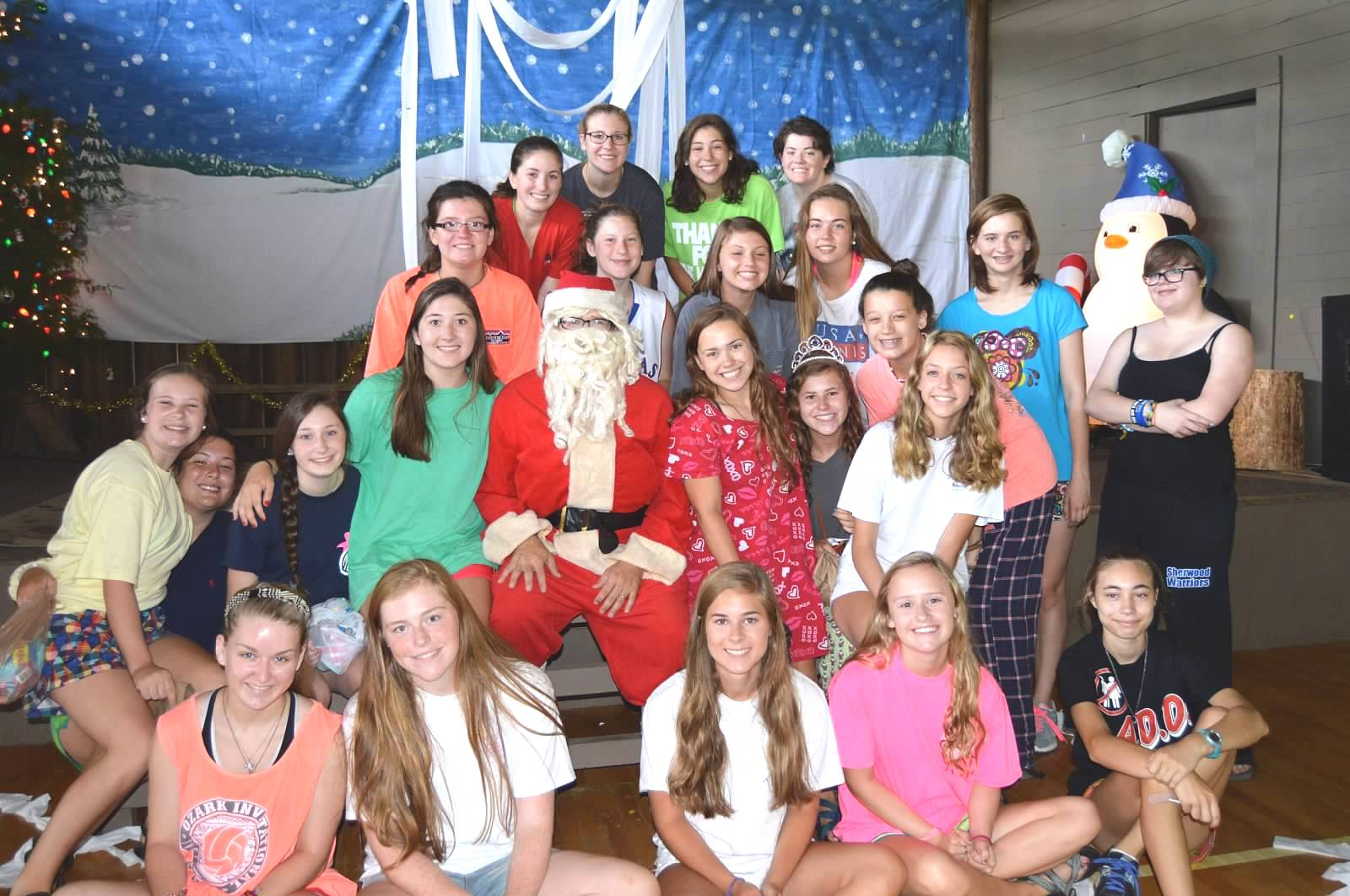 Session Special Events: Christmas in July