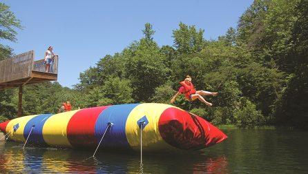 River Water Blob