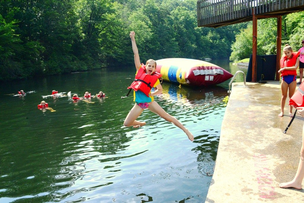 Our Camp: Riverview River Fun