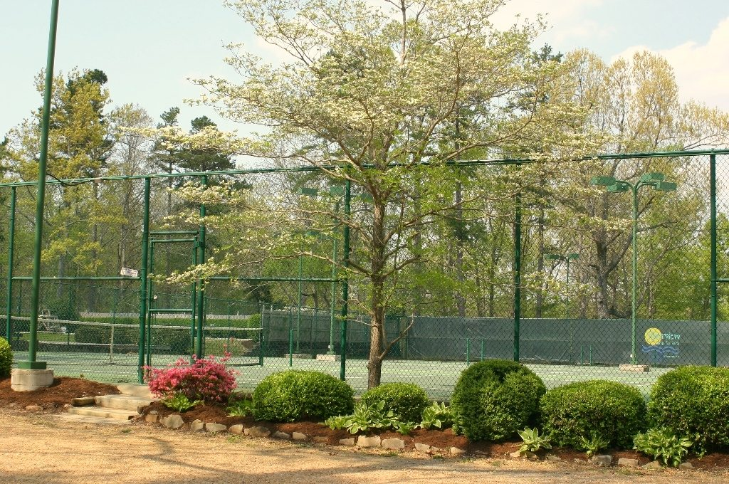 Our Camp: Riverview Tennis Courts