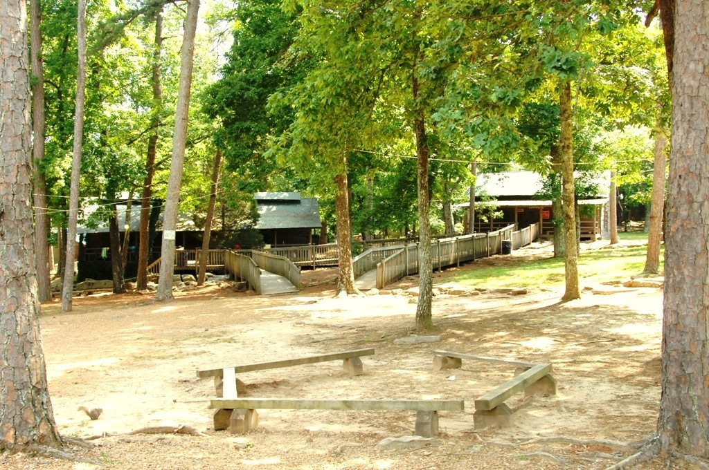 Our Camp: Riverview Camp Fire Circle