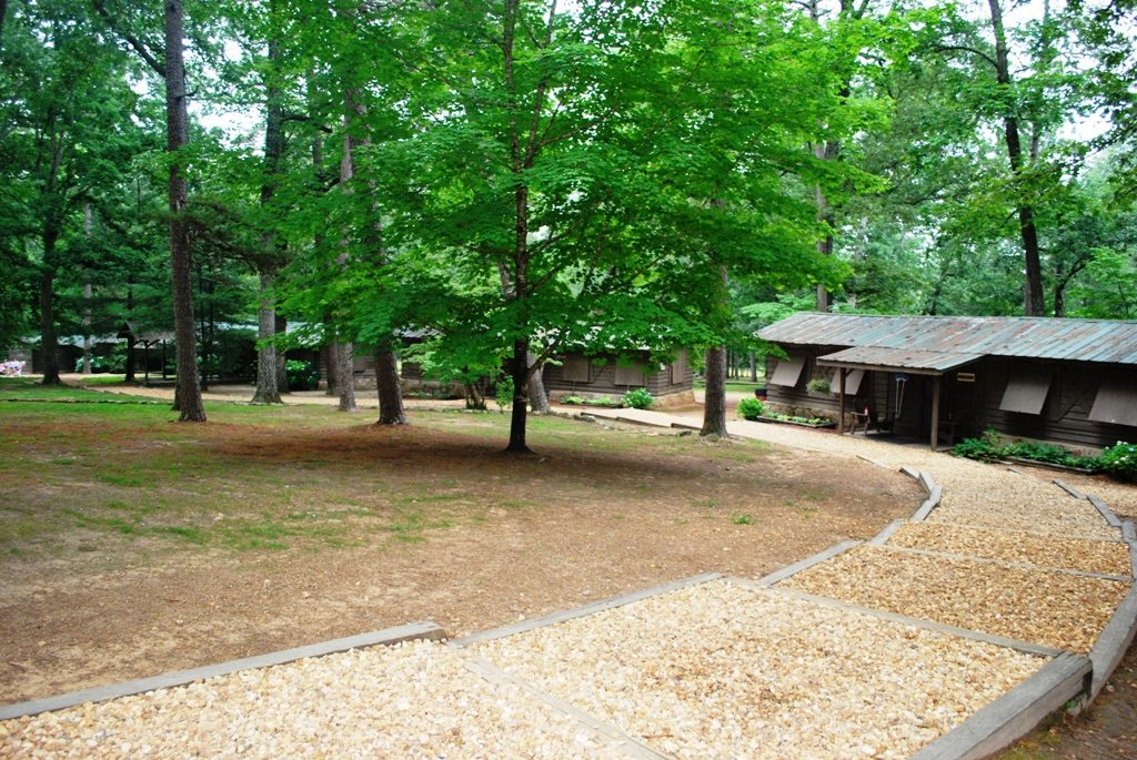 Our Camp Riverview: Cabins