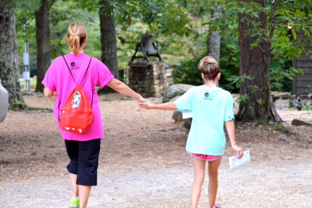 Mother-Daughter Weekend at Riverview