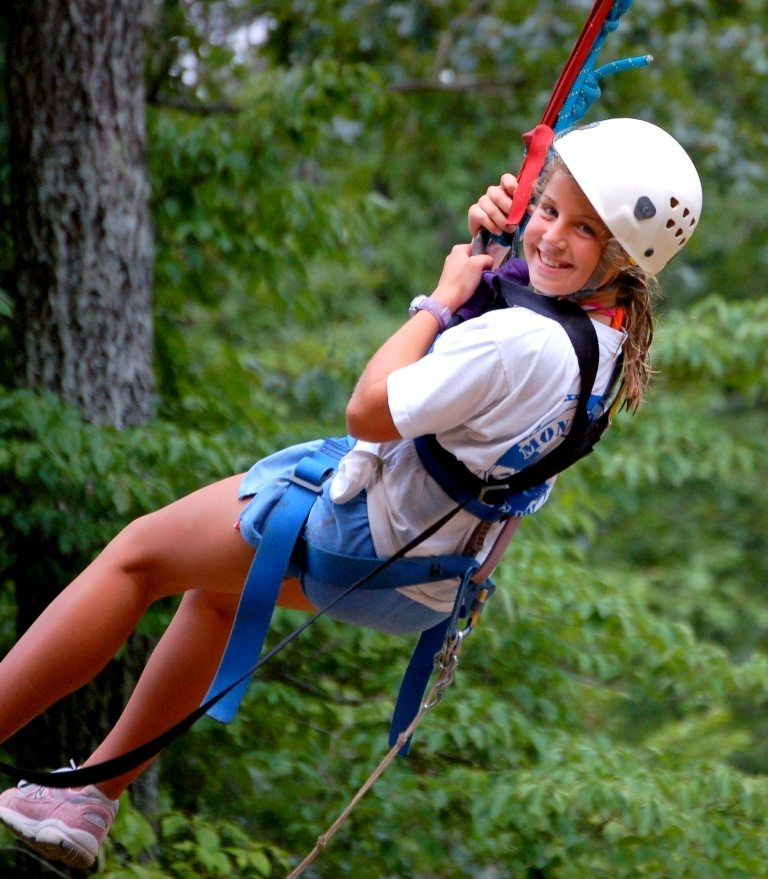 Ropes Course at Riverview