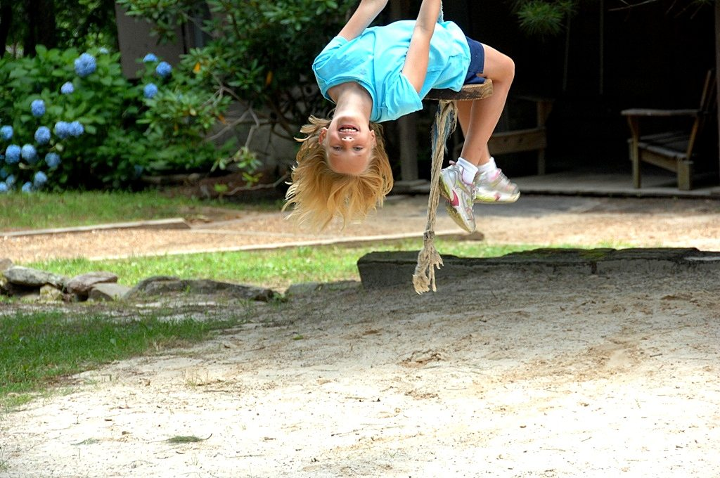 Rope Swing Riverview