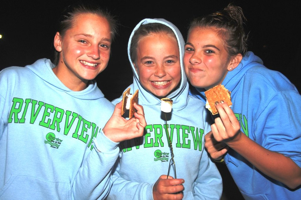 Special Events: Smores Night at Riverview