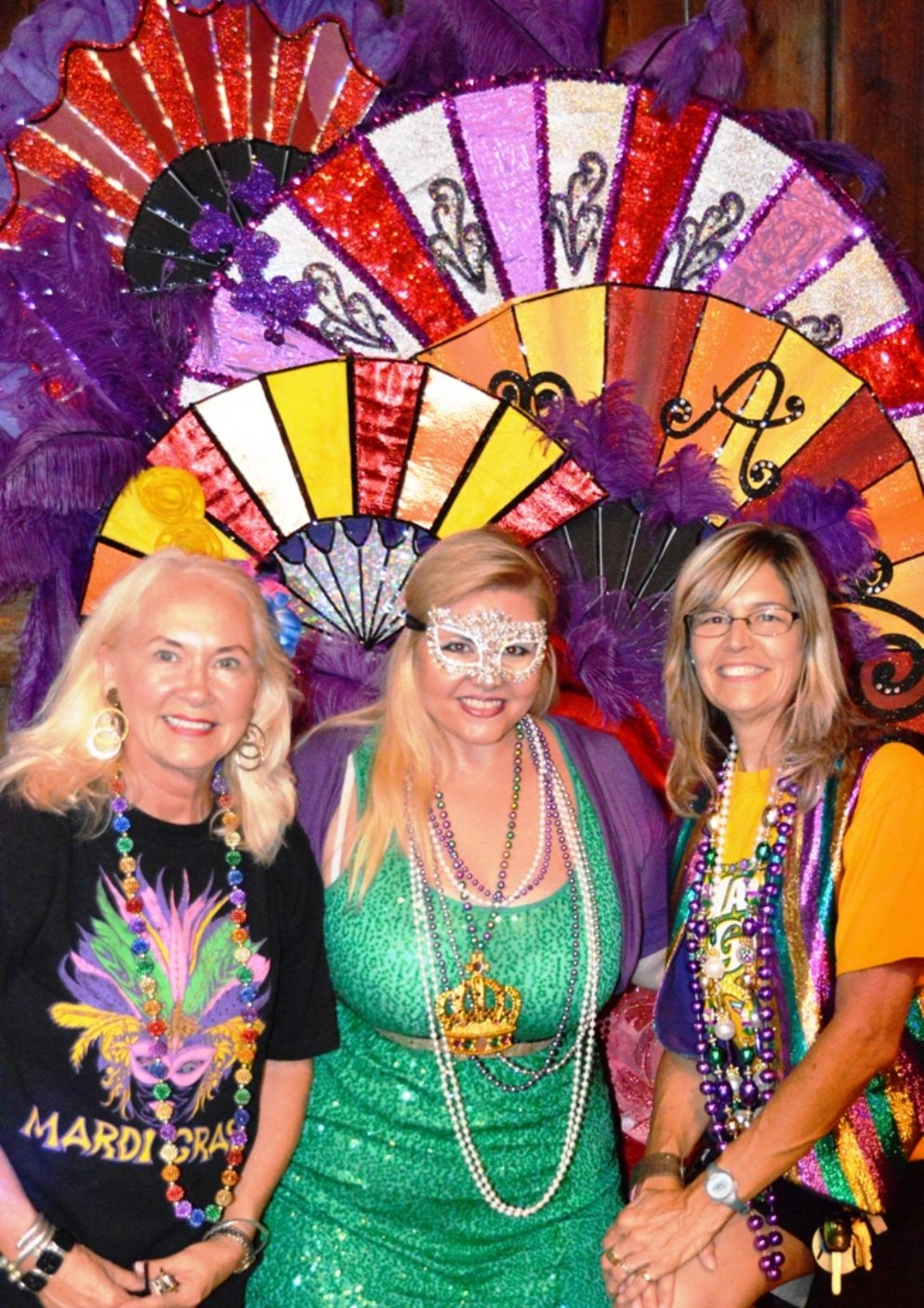 Special Events: Marti Gras at Riverview