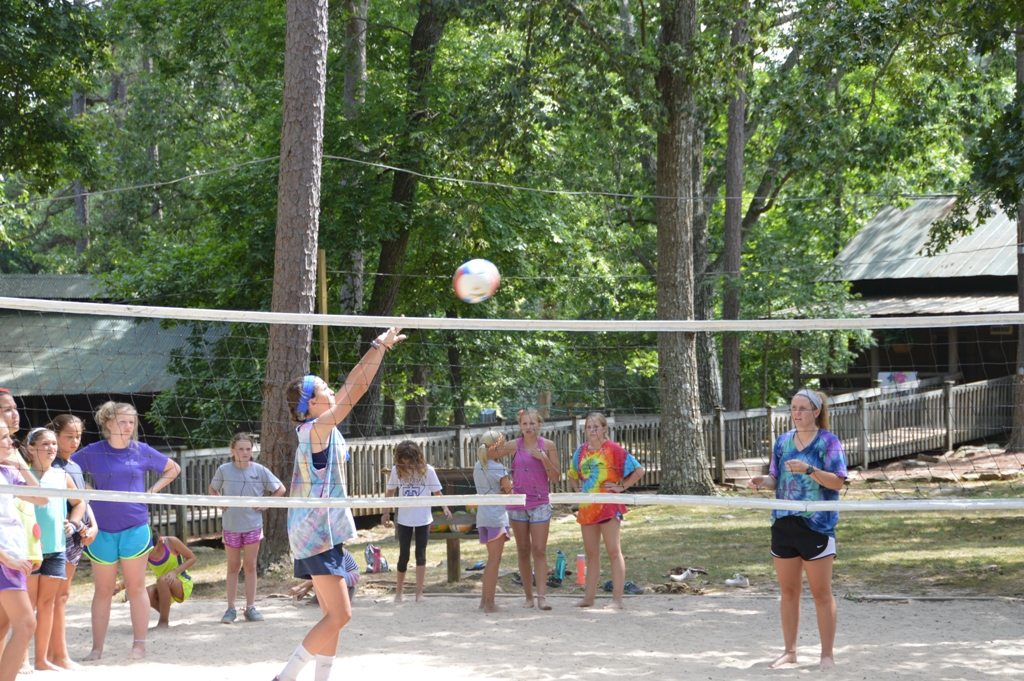 Volleyball at Riverview