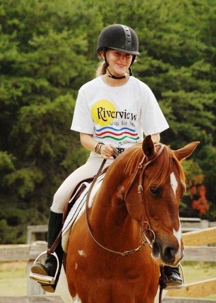 Horseback Riding at Riverview